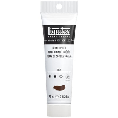 Liquitex (HB) 59ml Burnt Umber S1